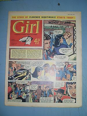 Girl issue 19 dated May 8 1957