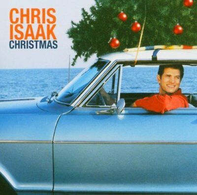 New: CHRIS ISAAK - Christmas CD (Holiday)