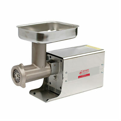 Professional Italian Butchers Meat Mincer Size 8 (£375 +VAT)