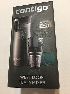 NEW CONTIGO West Loop Tea INFUSER With Drip  ( Mug not Included)