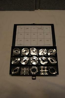 New - Burndy Udiekitcu U Die Stainless Steel Die Kit For  Copper