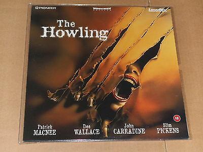THE HOWLING (PAL, VG+/EX-Condition)