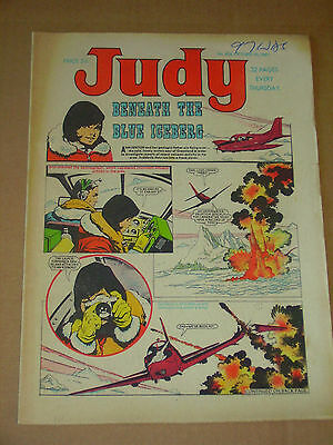 JUDY #404-407 Lot of 4 Oct 7th-28th 1967 UK Girls Weekly Comic
