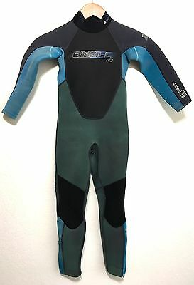 O'Neill Childs Full Wetsuit Reactor 3:2 - Kids Youth Childrens Size 6
