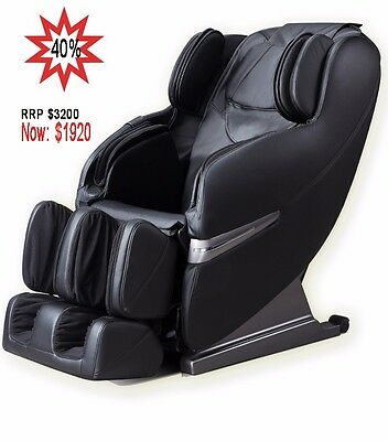 Brand New massage chair Future Foresee A130-1S Black  All types of Massage mode