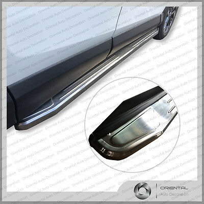 Stainless Steel Side Steps/Running Board For Toyota RAV4 2006-2012 model (#LT)