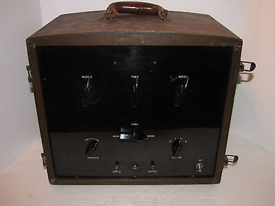 Electro Shock Therapy Neuro Electric Penetrating Machine