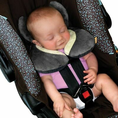 NEW Brica Car Stroller Infant Baby Head Rest support Pillow #`67000