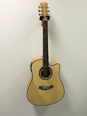 Tribute TRI-1CE Acoustic Electronic Guitar With Pickup & Tuner Factory Second