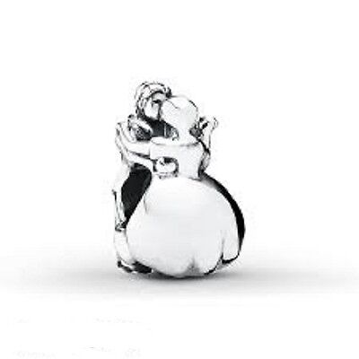Authentic Genuine Pandora Sterling Silver First Dance Charm - 791396
