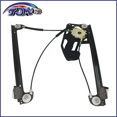 Power Window Regulator Motor Assembly Front Right For 95-01 BMW 7 Series 748-461