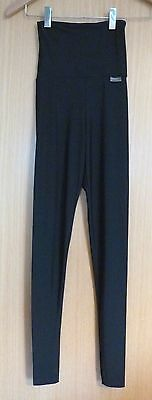 Proskins Sports Leggings New Size 8 Black BNWT Gym Yoga Sport Fitness Lycra
