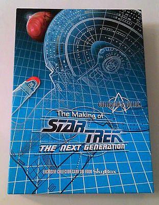 The Making of STAR TREK: The Next Generation – Collector's Edition Trading Card