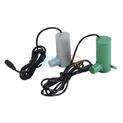 Durable DC 12V 19W Submersible Water Pump For Car Wash Bath Fountain Home Shower