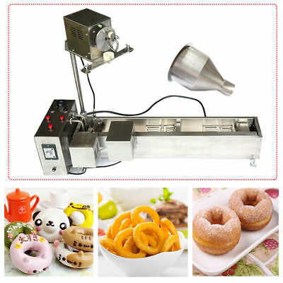 Adjustable Screw-Type Full-Automatic Donut Machine With One Mold 220V/50Hz