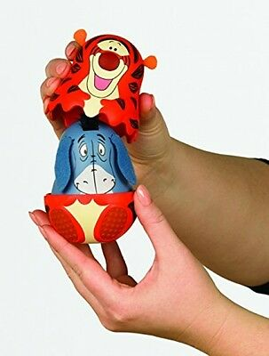 Disney Winnie Pooh Character Hide Mini Figure Inside Doll Game Toy Bear Collect