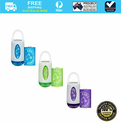 Munchkin - Arm & Hammer Disposable Nappy Bag Dispenser - Assorted 1PK