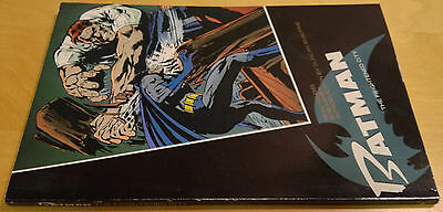Batman The Frightened City Graphic Novel Titan Books 1990