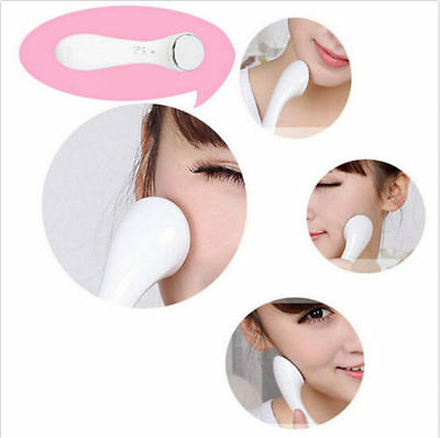 Facial Cleanser Ionic New Electric Vibrating Massage Care Skin Anti Aging