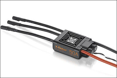 Hobbywing XRotor Pro 50A ESC for Multicopters (Dual Pack)