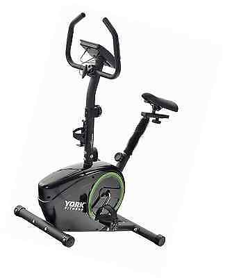 York Active 110 Exercise Cycle  - Black/Green