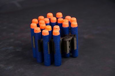 3D Printed – 20 Round Dart Holder for Nerf Gun Blaster