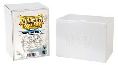 Dragon Shield - Gaming Box White - Karten Box