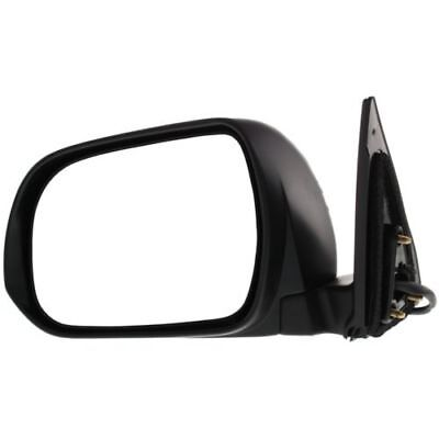New Driver Side Mirror For Toyota Highlander 2008-2013 TO1320251