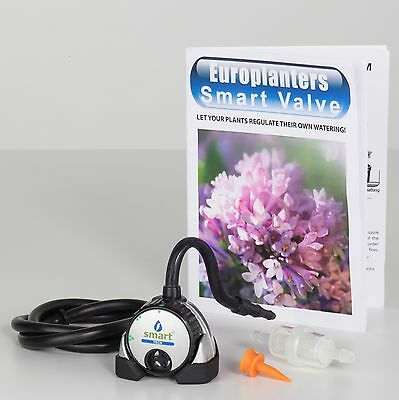 Smart Valve - Automatic Holiday Plant Watering Greenhouse Irrigation Hydroponics