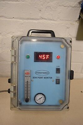 Newport Scientific Inc Hygrodynamics Dew Point Monitor w/ Digital Display Window