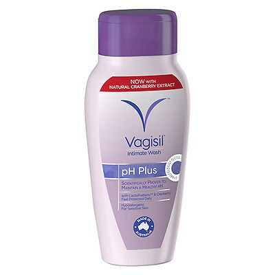 NEW Vagisil Intimate Wash pH Plus - 240mL