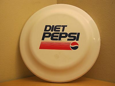 Rare Vintage Diet Pepsi Frisbee Humphrey Flyer Pop Soda L@@k *free Shipping*