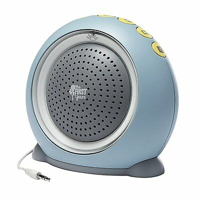 The First Years Sounds for Silence Nursery Baby Sound Machine w/ Calming Sounds