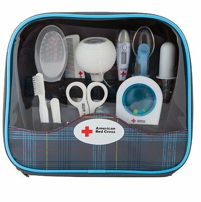 The First Years American Red Cross Baby Healthcare And Grooming Kit Unisex