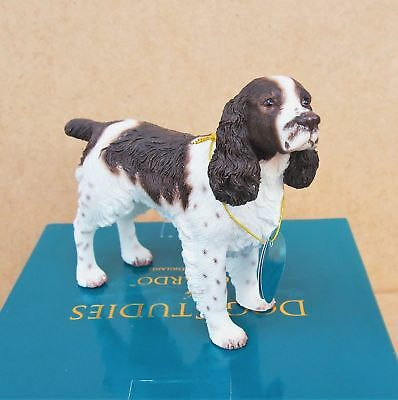 Brown Springer Spaniel Dog Ornament Gift Figure Figurine by Leonardo