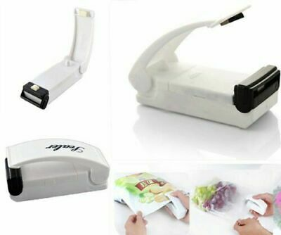 New Mini Portable Electric Sealing Machine Heat Super Sealer Closer Heating Tool
