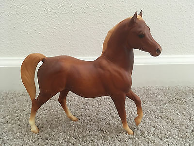 Brown Breyer Classic Arabian Stallion Horse