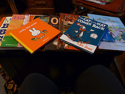 Lot of Mixed Childrens Books (10)   (Great Deal)