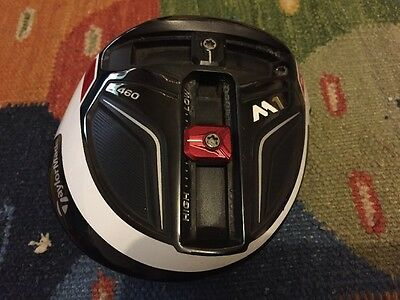 TaylorMade M1 460cc 9.5 Driver Head with head cover