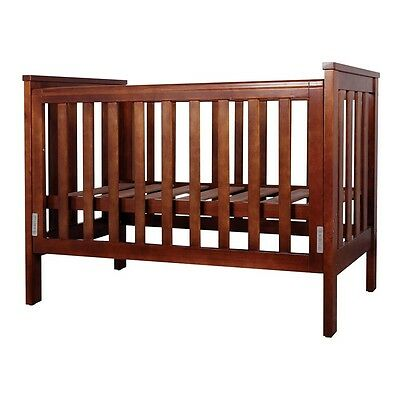 Baby Nursery Bedroom Furniture Package Set Walnut Brand New #`B0154