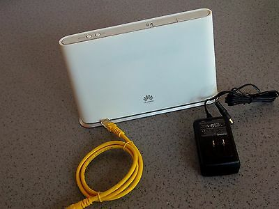 Unlocked HUAWEI B882-66 LTE ROUTER CPE Smart Hub 4G FDD Voice Support