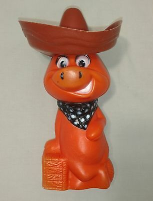 Vintage Baba Looey Figurine Soakey Coin Bank 1976 Quick Draw McGraws Deputy 9""
