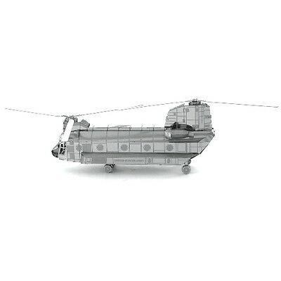 Fascinations Metal Earth 3D Laser Cut Model - Boeing CH-47 Chinook Helicopter