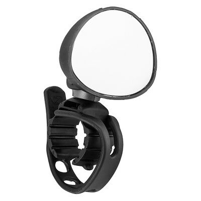 Zefal Spy Compact Bicycle Mirror - Mounts Anywhere - Convex Wide Angle MTB Road