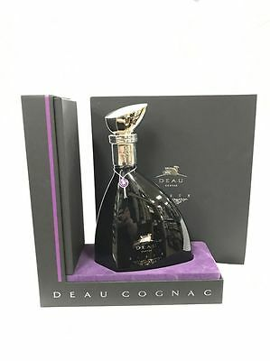 Deau Black French Cognac Extra Blended 750Ml In Box