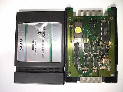 TRS-80 Colour Computer  FD-500 disk controller with ADOS