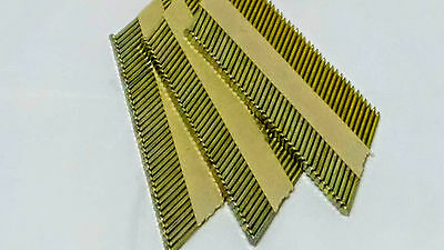 BeA PAPER COLLATED STRIP NAILS 34 DEGREE D HEAD