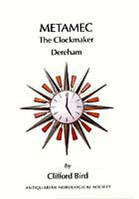 Metamec clockmaker of Dereham
