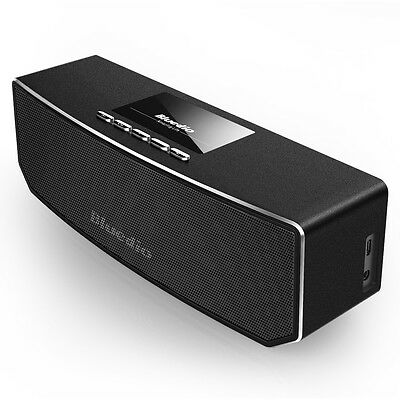 Bluedio CS-4 Bluetooth Wireless Stereo Speakers Enhanced Bass for PC,IOS,Android