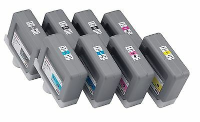 Original Tinte Canon iPF8400 / PFI-306 MBK 306C 306Y 306PC 306PM 306R Cartridges